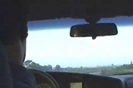 Немного развлечений в машине