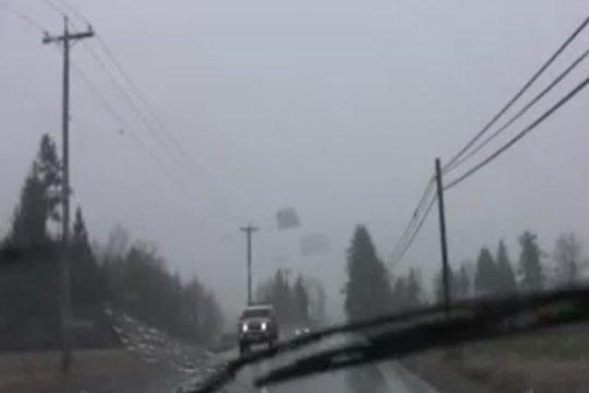 Девушка мастурбировала в машине