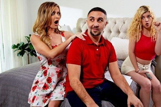 Зрелая блондинка Linzee Ryder изменяет мужу с ебливым любовником