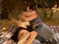 Страстный секс после пикника на природе