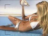 Порно после фотосессии в бассейне