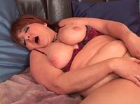 Жирную самку очень сложно было растормошить