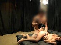 Агент жёстко дерет молодую брюнетку на секс-кастинге
